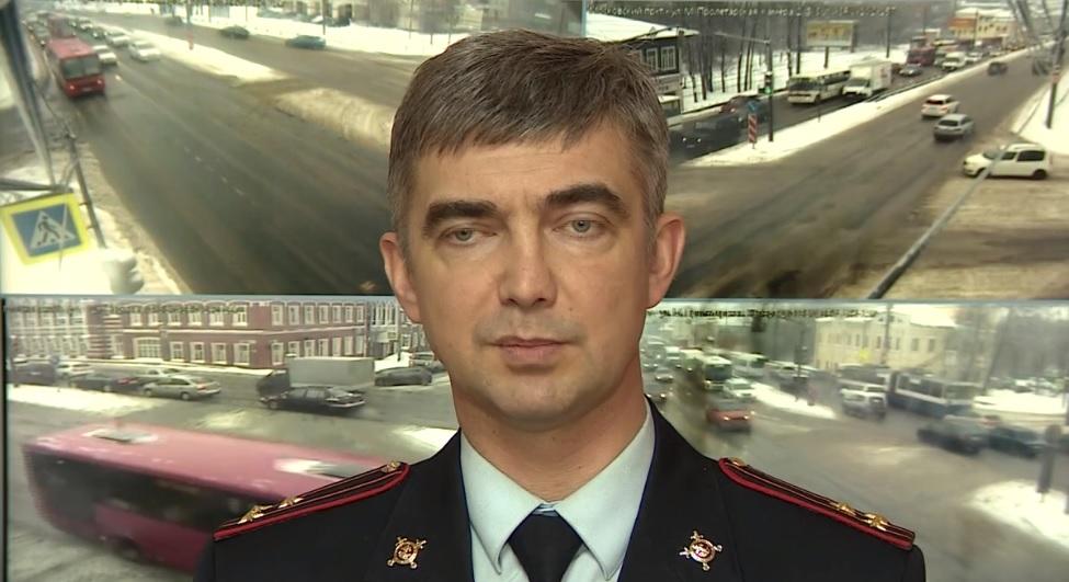 В связи с дорожной обстановкой ГИБДД обратилась к ярославцам