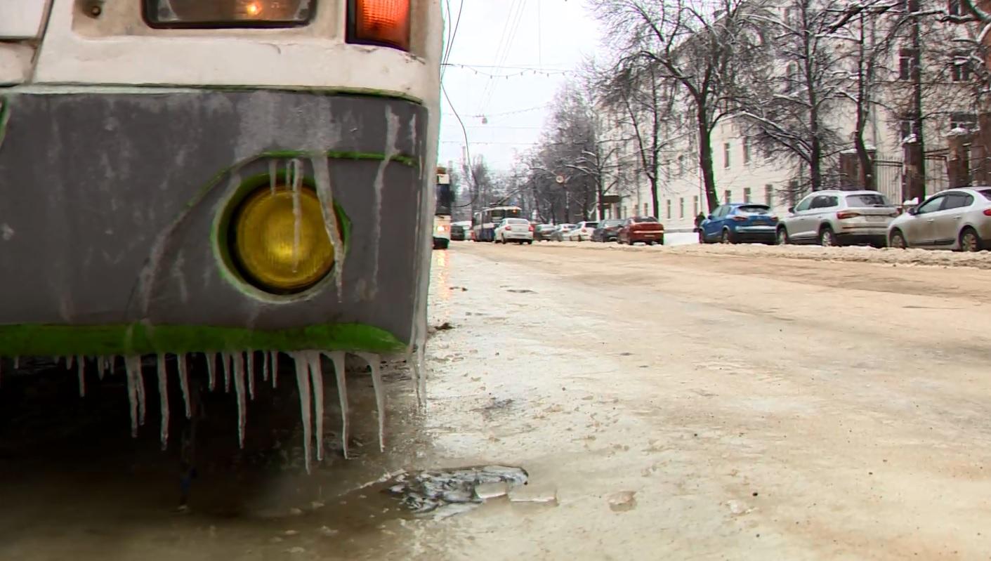 Обледенелый Ярославль, или Как город справлялся с дорожным коллапсом