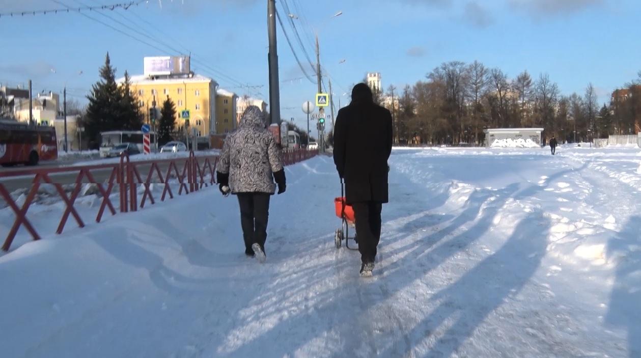 Глава муниципалитета Ярославля: «Все удары снежные принимаю по максимуму!»