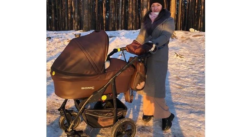 В Ярославле водитель автобуса едва не покалечил молодую маму и ребенка