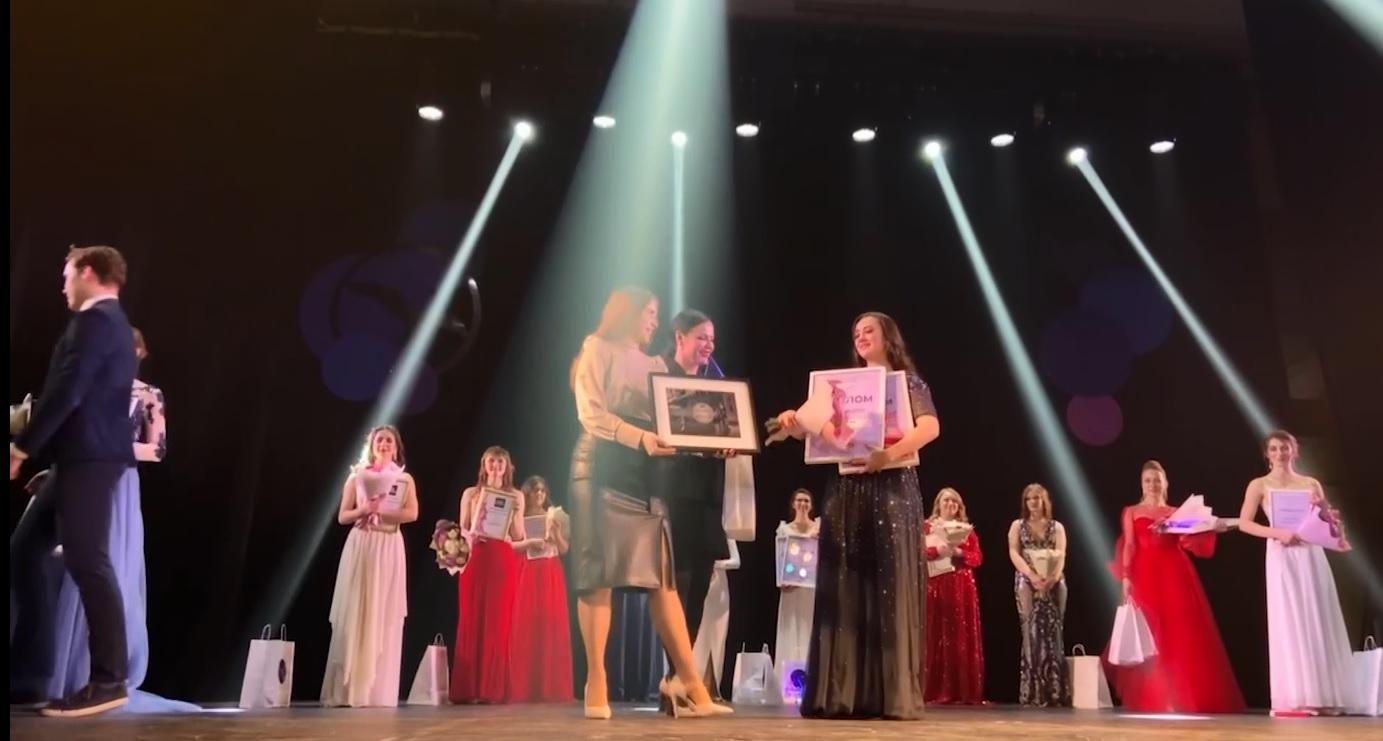 Победительница регионального этапа конкурса «Чайка» представит регион на всероссийском этапе