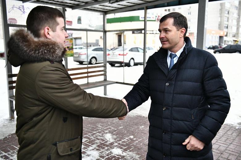 Мэр Ярославля поблагодарил мужчину, который помог разгрузить затор во время пятничного ледяного дождя