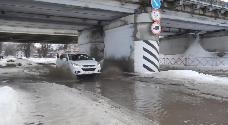 «Вода, вода, кругом вода»: ярославцы проходят новое испытание