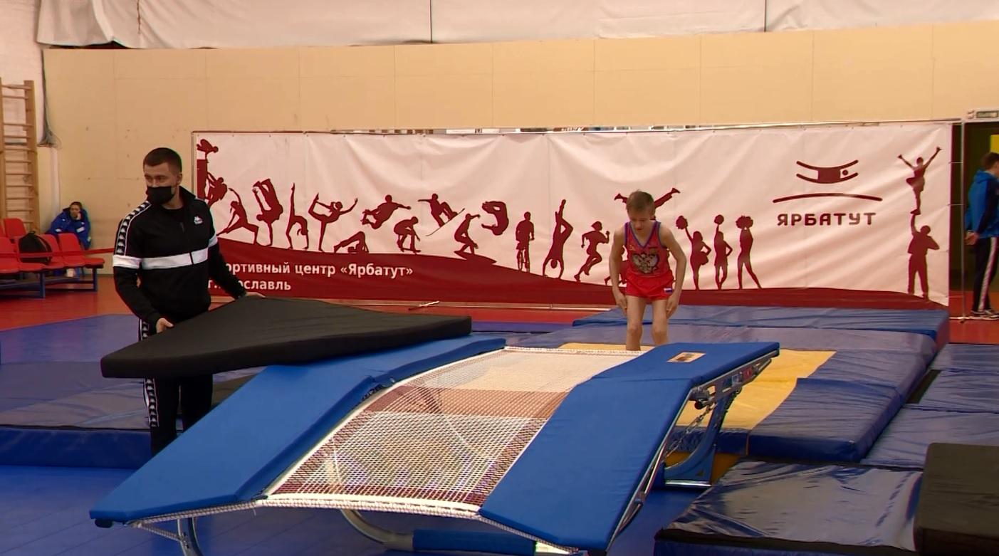 «Я + спорт» от 25.02.2021: Кубок России по прыжкам на батуте и разговор о предстоящем сезоне серии «Бегом по Золотому Кольцу»