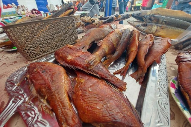 Ярославская область стала больше экспортировать вяленой рыбы