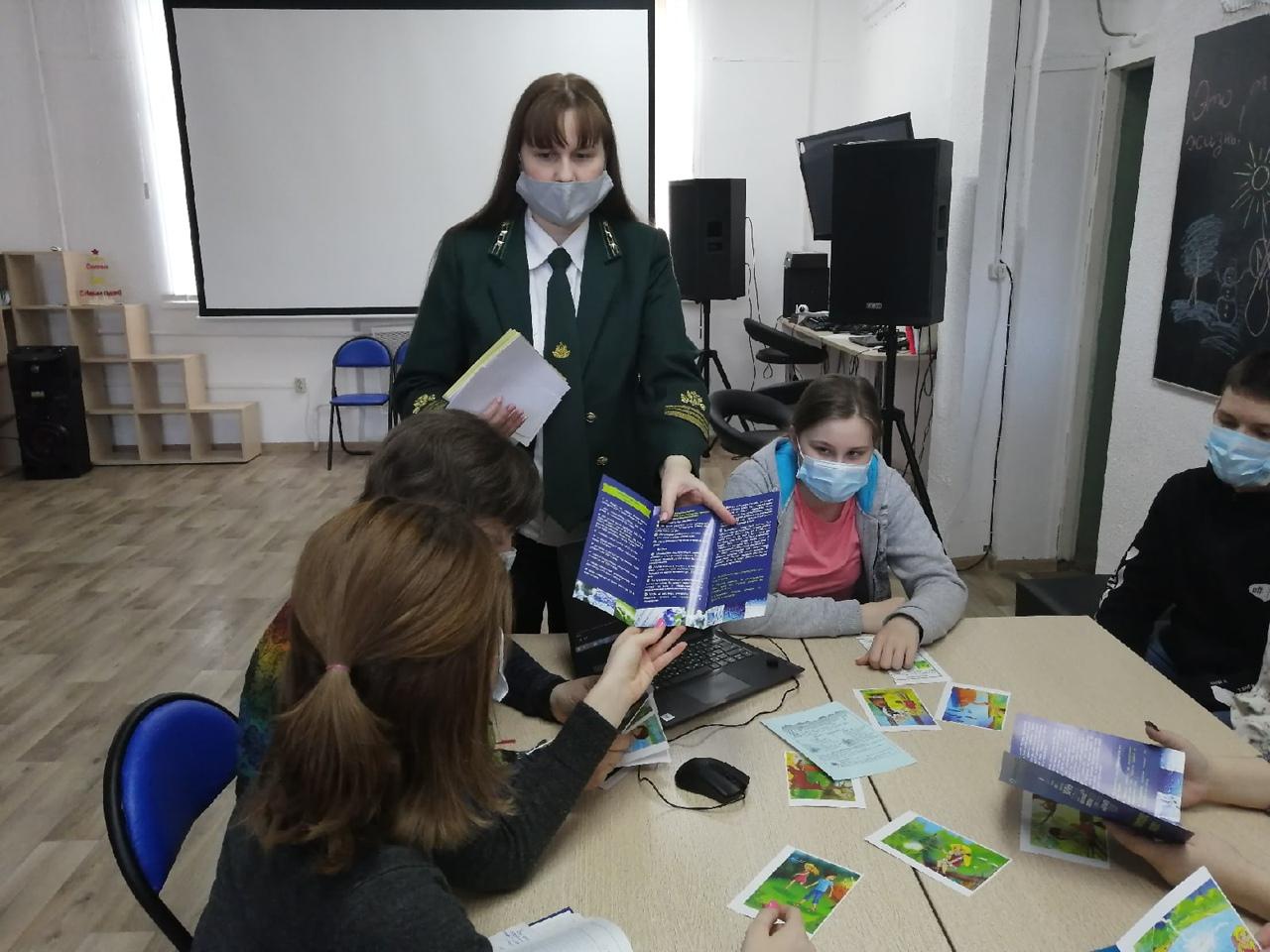 В школах Ярославской области прошли занятия, посвященные Всемирному дню дикой природы