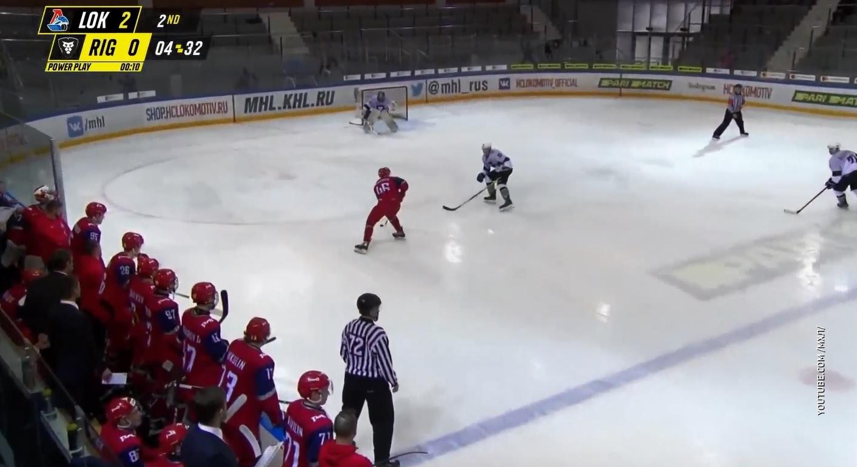 Ярославский «Локо» завершил регулярный чемпионат МХЛ