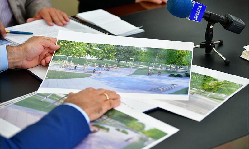 Более 500 объектов будут благоустроены в этом году по губернаторской программе «Решаем вместе!»
