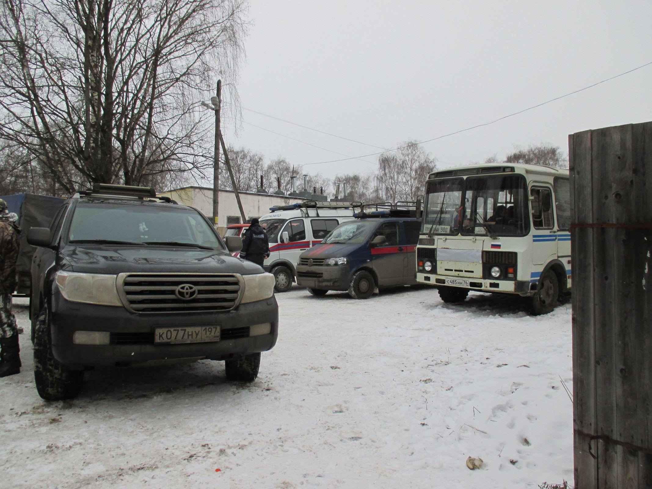 В Ярославле четвертый день разыскивают пропавшую школьницу