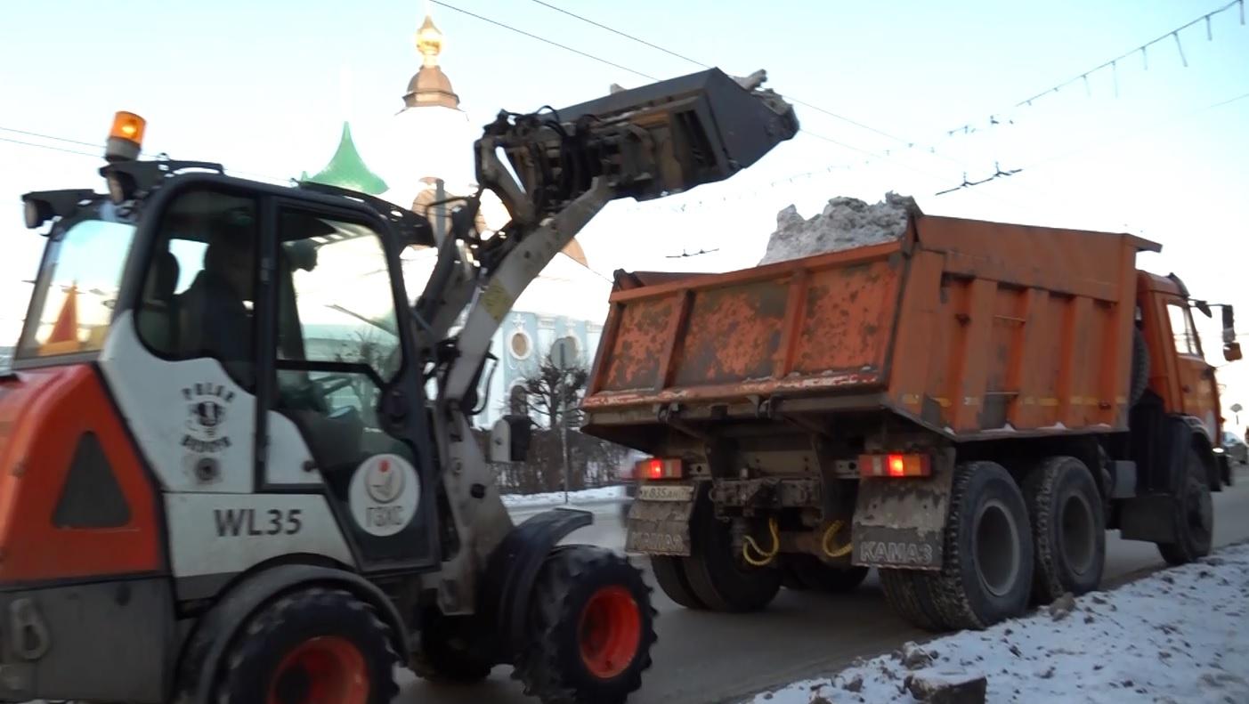 Ярославль закупает дорожную технику