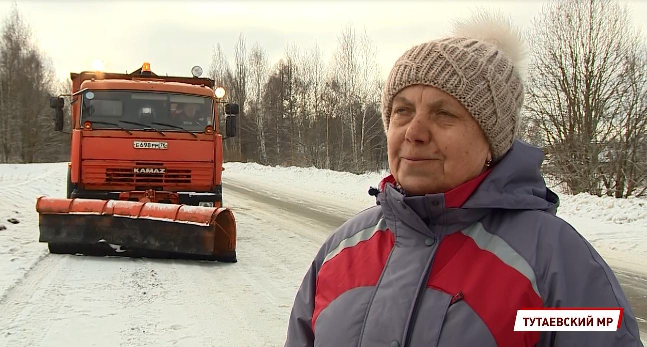 Нет стереотипам: в Ярославской области женщина 42 года жизни посвятила дорожной отрасли