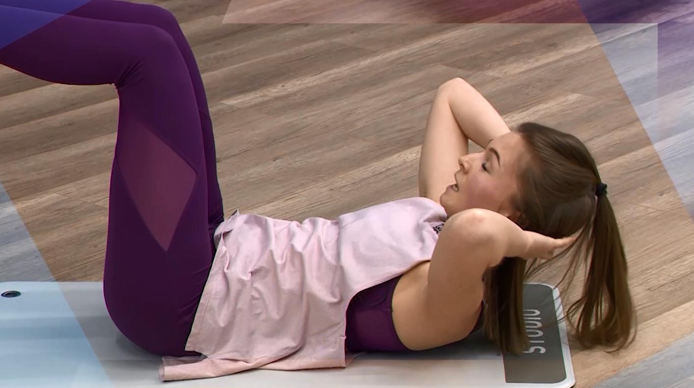 Утреннее шоу «Овсянка» от 05.03.21: качаем мышцы живота и читаем книги о Ярославле