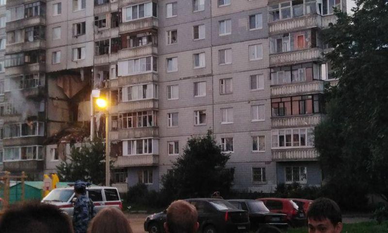 На покупку квартир жителям дома, пострадавшего от взрыва газа, выделят 211,6 миллионов рублей
