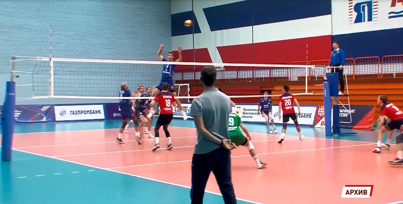 «Ярославич» принимает участие во второй части «Финала Шести» в Высшей лиге «А»