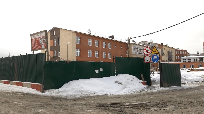 Первая за 20 лет новая школа в Ярославле распахнет свои двери уже в этом году