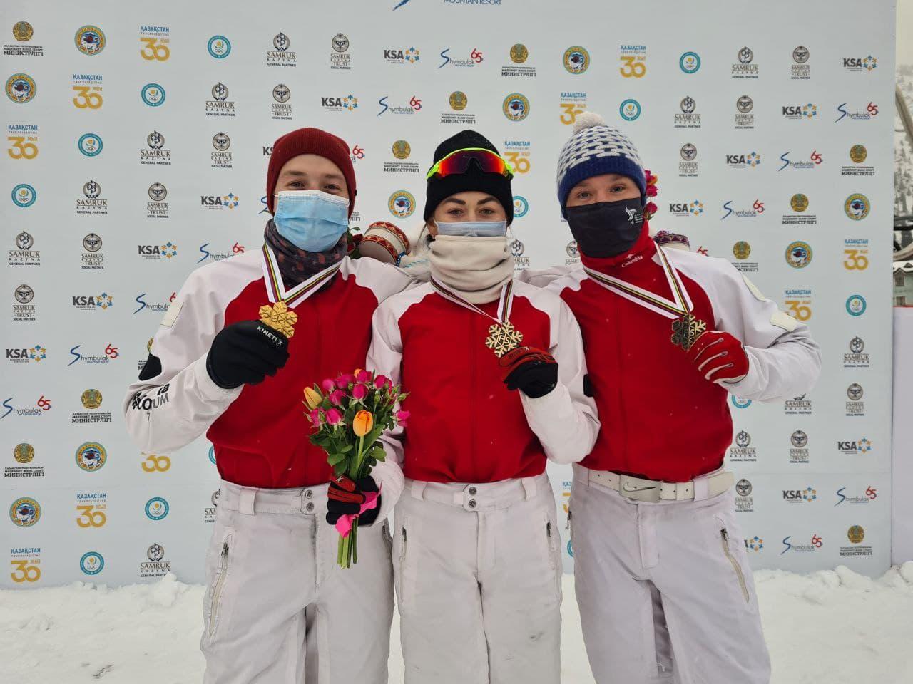 Ярославец Максим Буров стал двукратным чемпионом мира по фристайлу