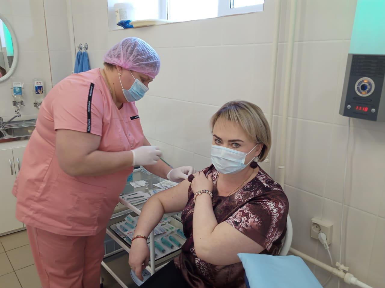 Больше тысячи ярославцев сделали прививку от коронавируса благодаря выездной вакцинации
