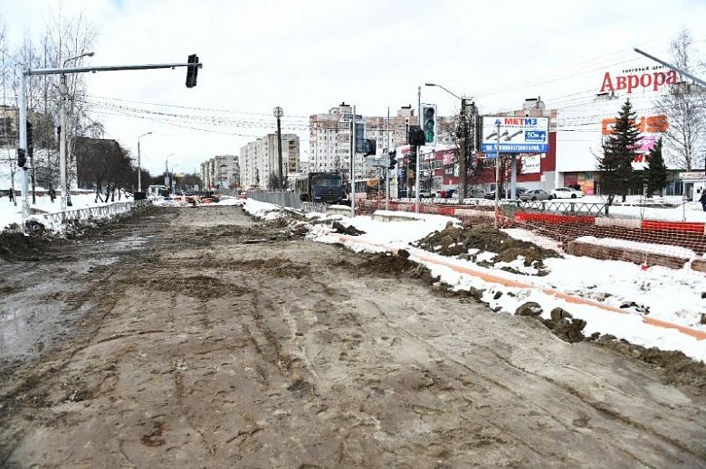 В Ярославле в этом году отремонтируют 17 дорог и одну построят