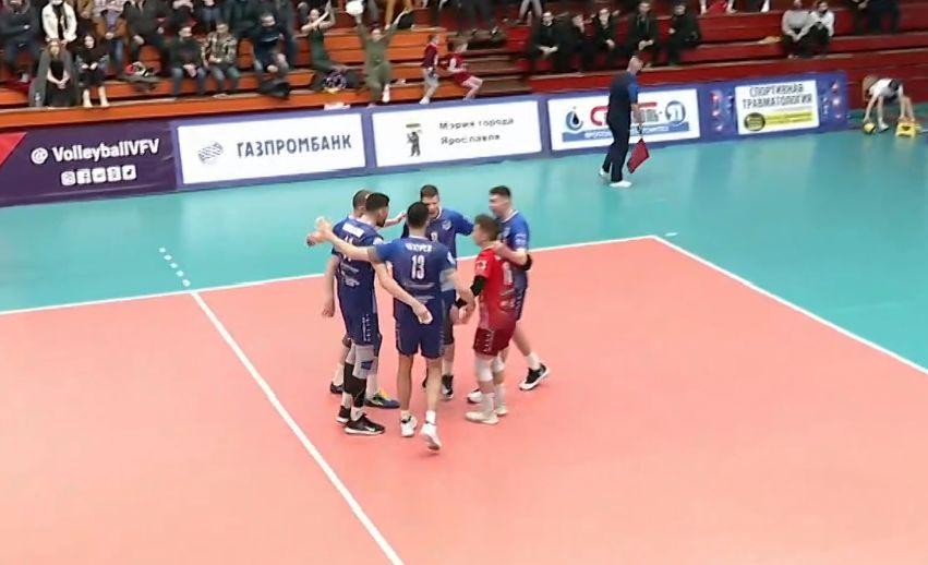 «Ярославич» уступил МГТУ в Финале шести