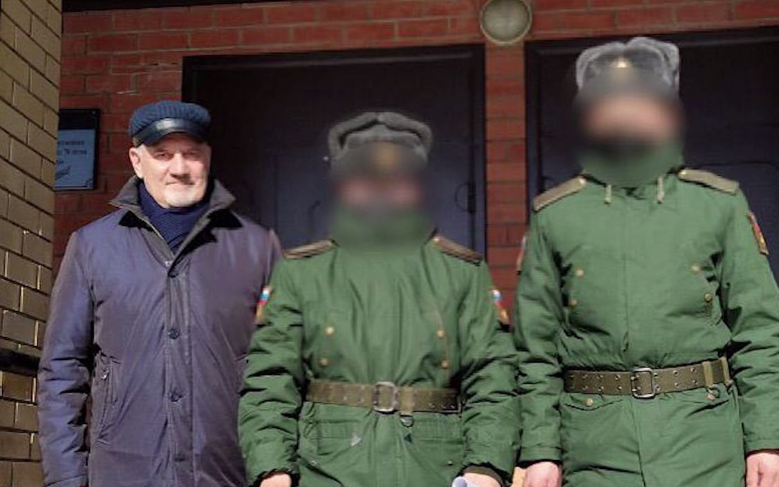 Начальника штаба из воинской части в Ярославской области осудили за избиение солдат