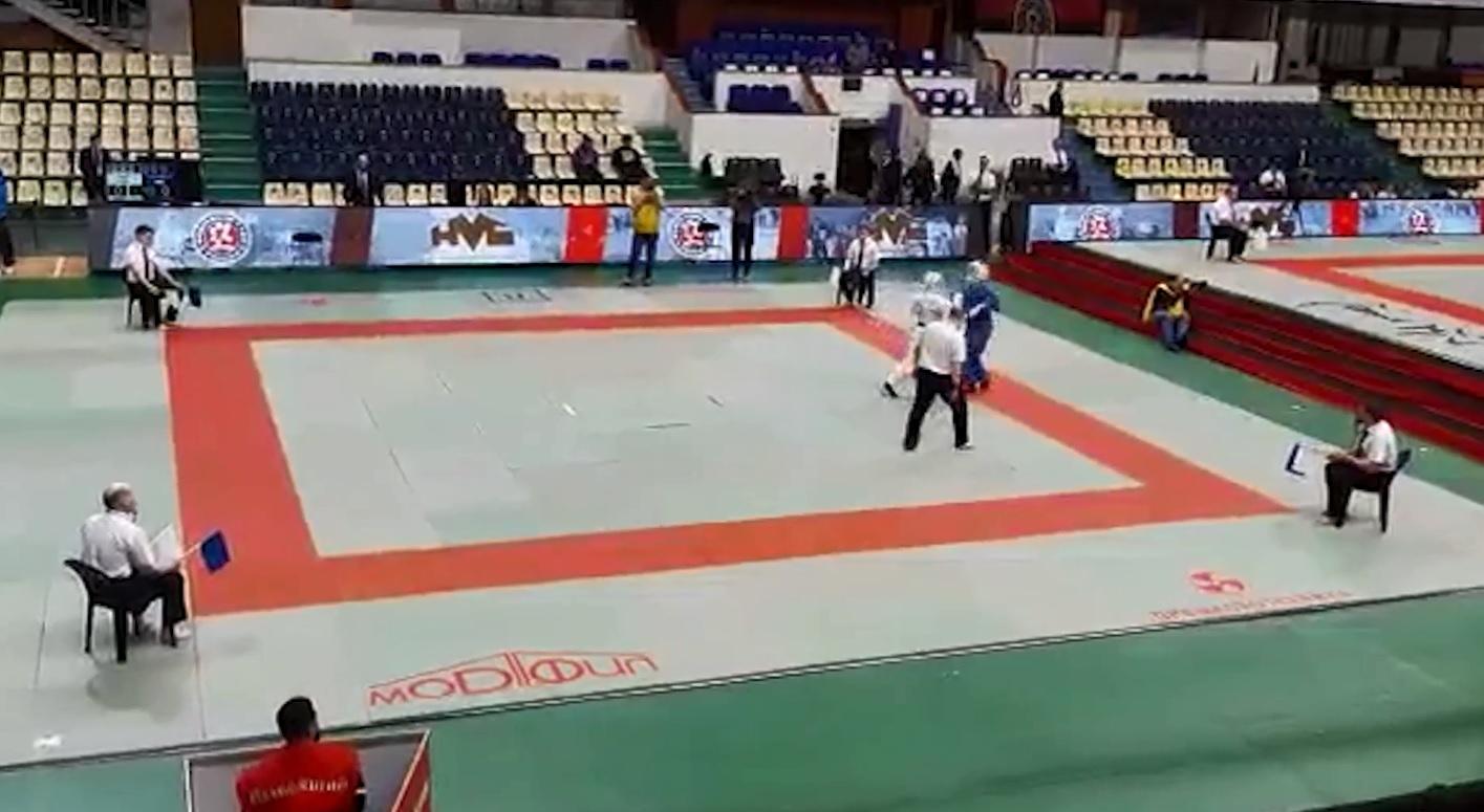 Ярославские кудоисты вернулись с чемпионата России без победы