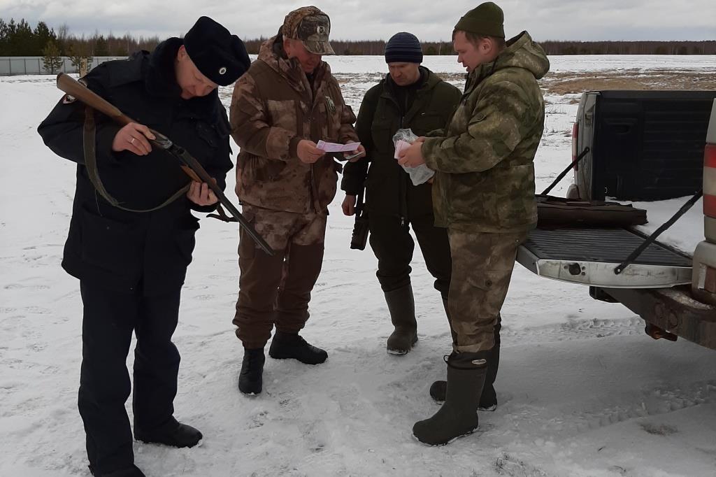 В этом году в Ярославской области пресекли уже 29 случаев браконьерства