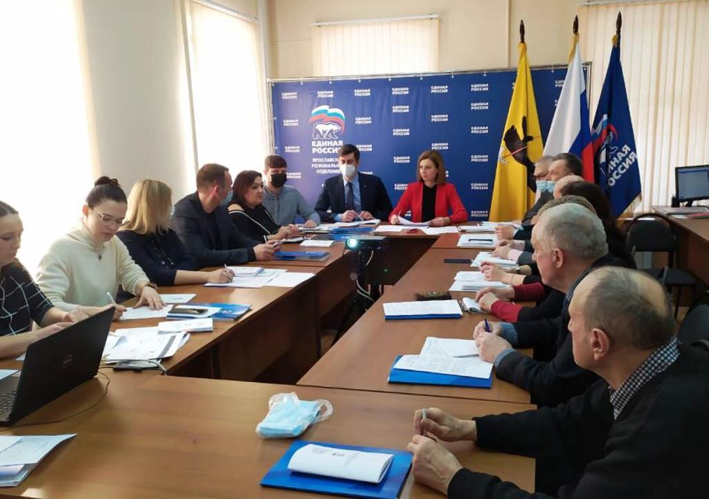 Предварительное голосование по выборам в Госдуму стартовало в Ярославской области