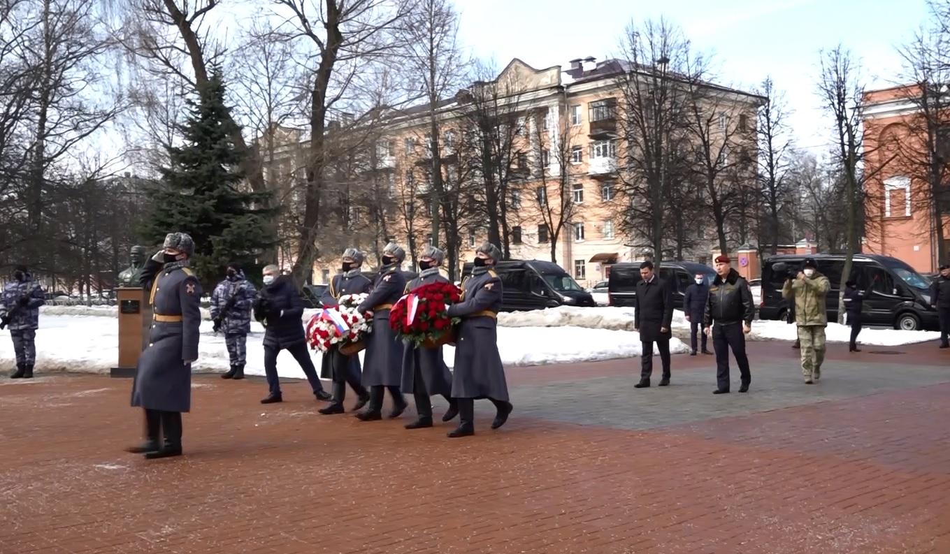 Ярославль посетил Главком войск национальной гвардии