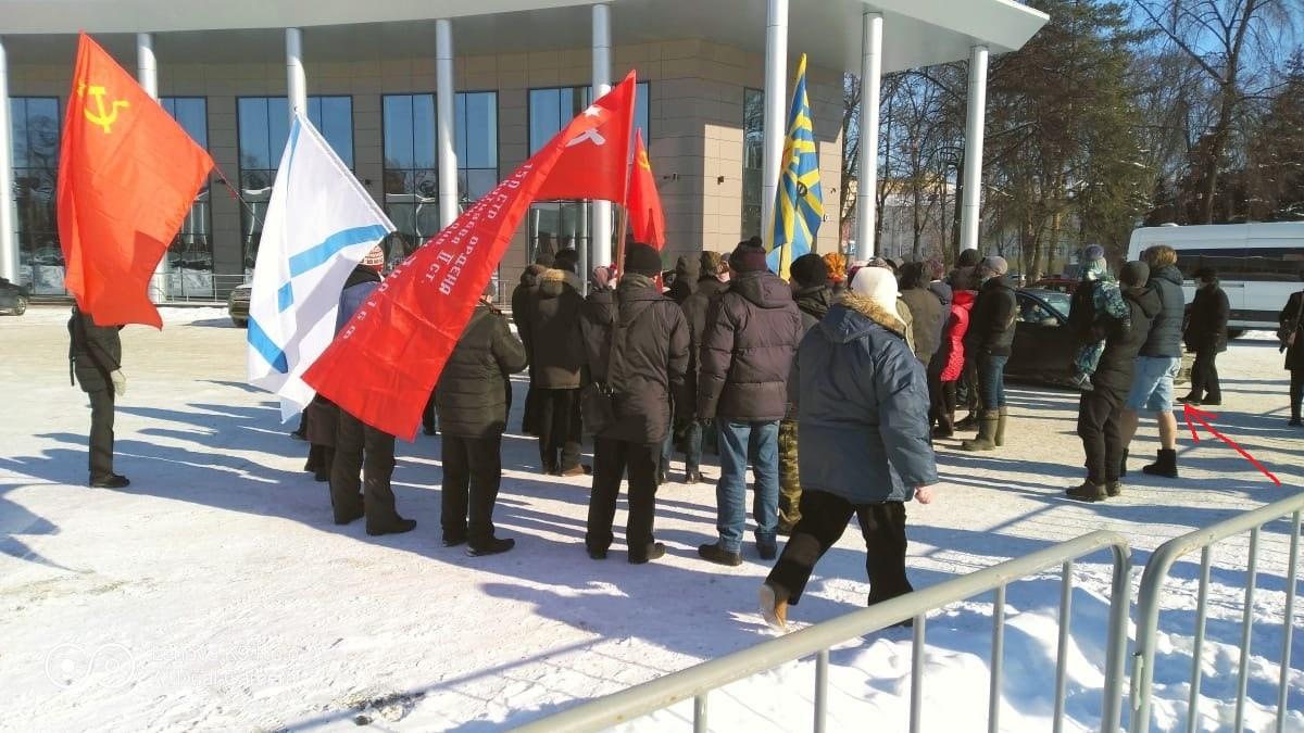 За незаконный митинг лидера ярославских коммунистов оштрафовали на десять тысяч рублей