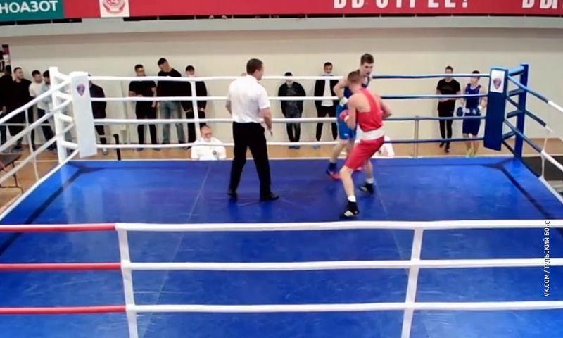 В Ярославле наградили лучших боксеров области