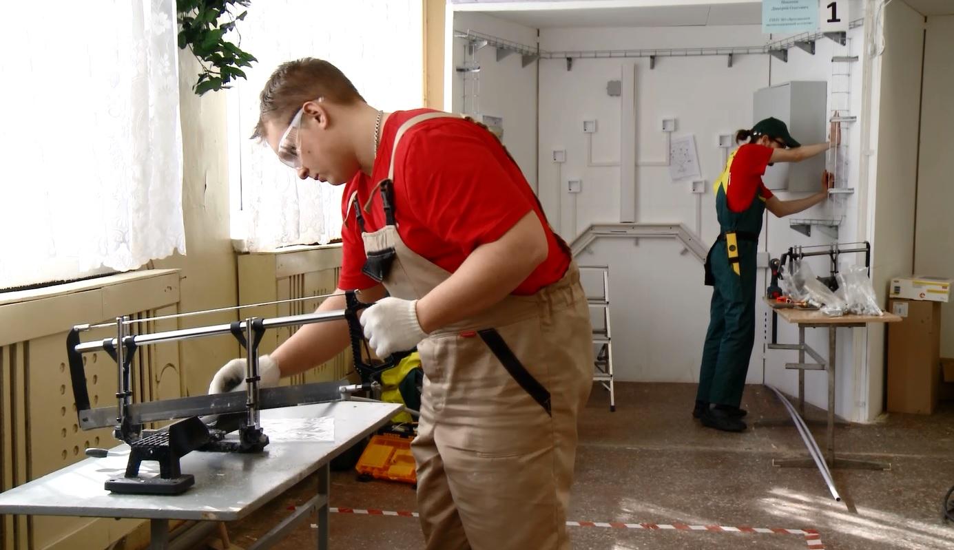 Посоревноваться и обратить на себя внимание работодателя: в Ярославле проходит этап чемпионата «WorldSkills»