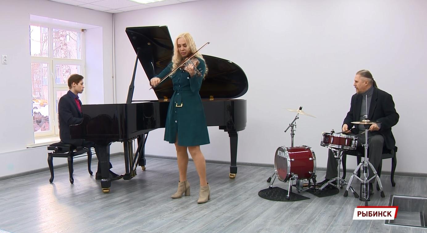 На ремонт пятой школы искусств Рыбинска выделили самую большую сумму в рамках нацпроекта в регионе