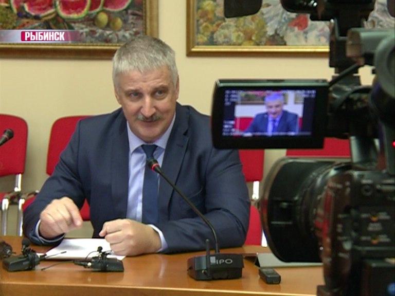 Полномочия главы Рыбинска продлят на полгода