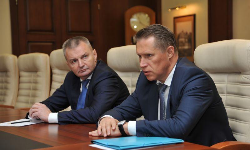 В Ярославскую область приехал министр здравоохранения РФ