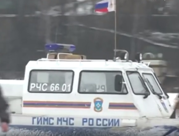 Специалисты МЧС и ЦУР предупредили ярославцев о смертельной опасности выхода на лед