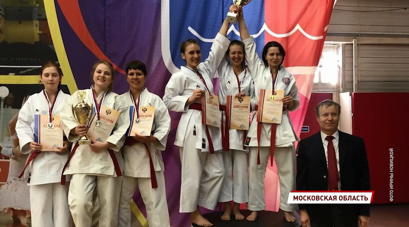 Ярославские каратисты привезли с первенства России 23 медали