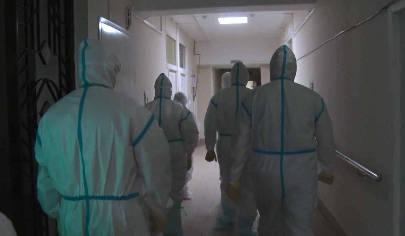 Министр здравоохранения России в ходе визита в Ярославскую область призвал жителей страны к вакцинации