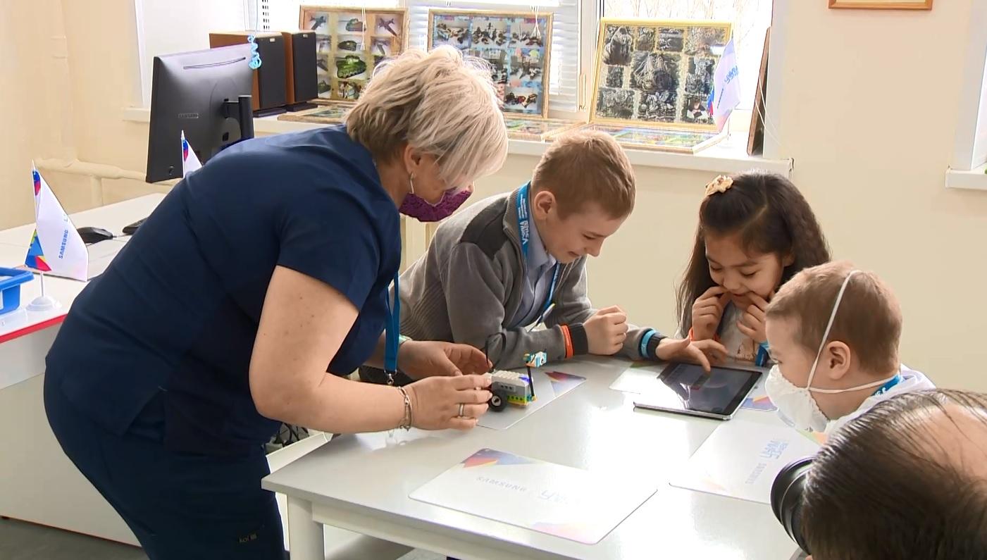 В ярославской областной детской больнице появилась инновационная образовательная площадка