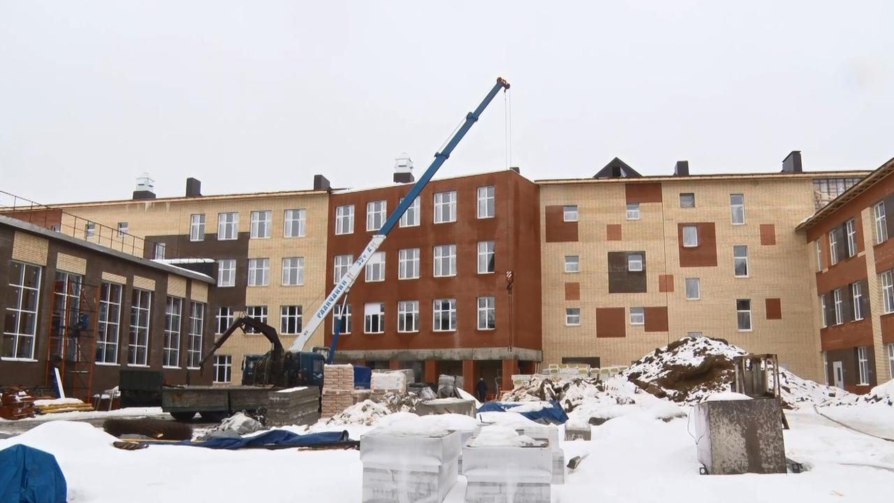 В Ярославле начнется прием детей в новую школу на Соколе