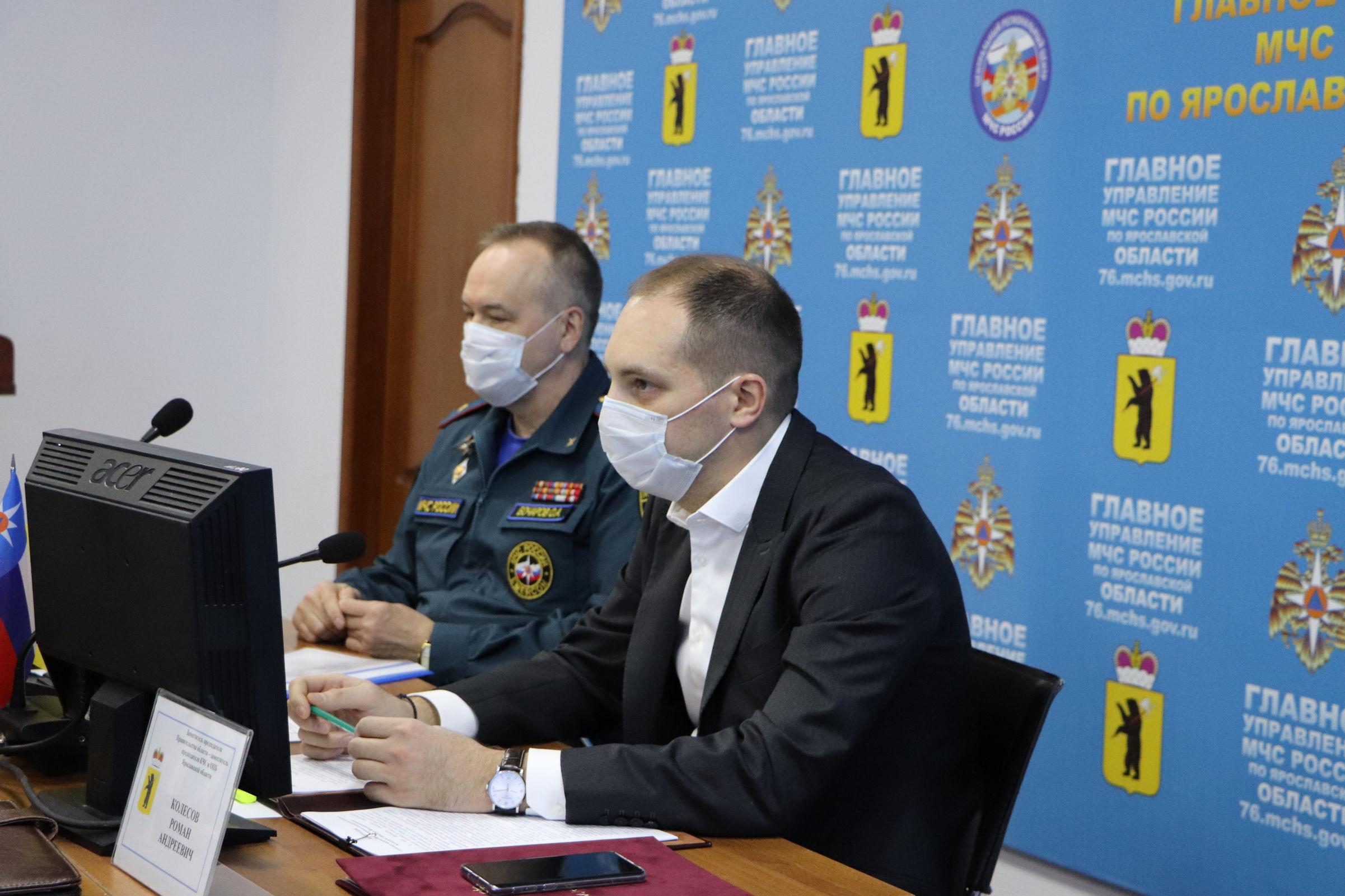 В Ярославской области мониторят ситуацию на водоемах: какова гидрологическая обстановка в регионе