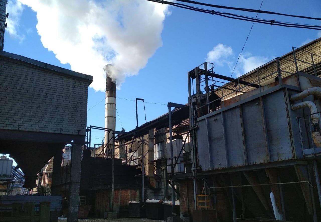 Двум ярославским предприятиям грозит штраф за загрязнение воздуха
