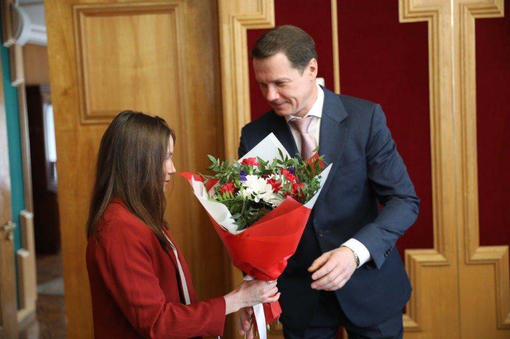 Региональные власти поздравили с победой ярославских фристайлистов