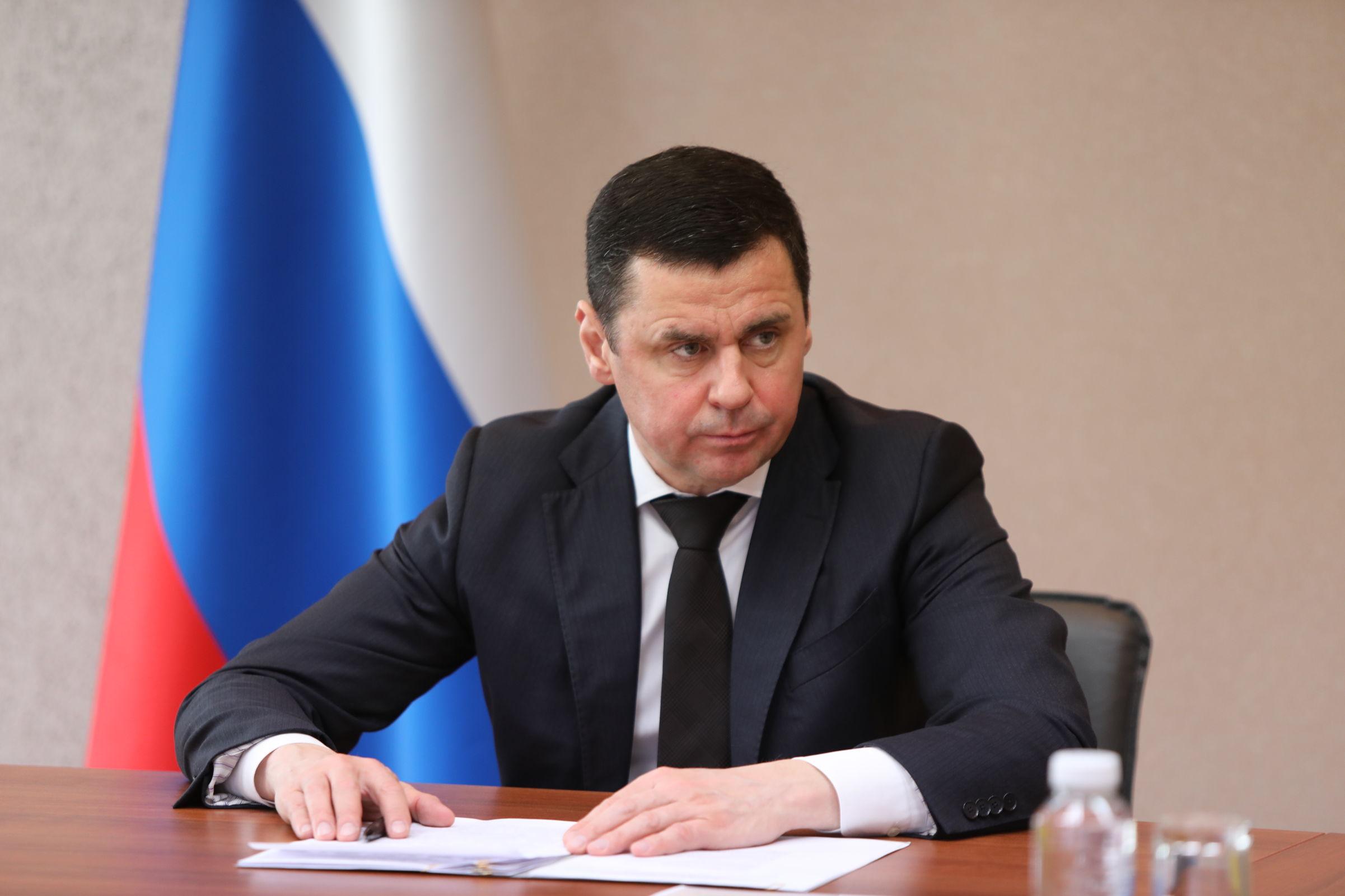 Дмитрий Миронов рассказал, что объем судостроительной продукции вырос в полтора раза