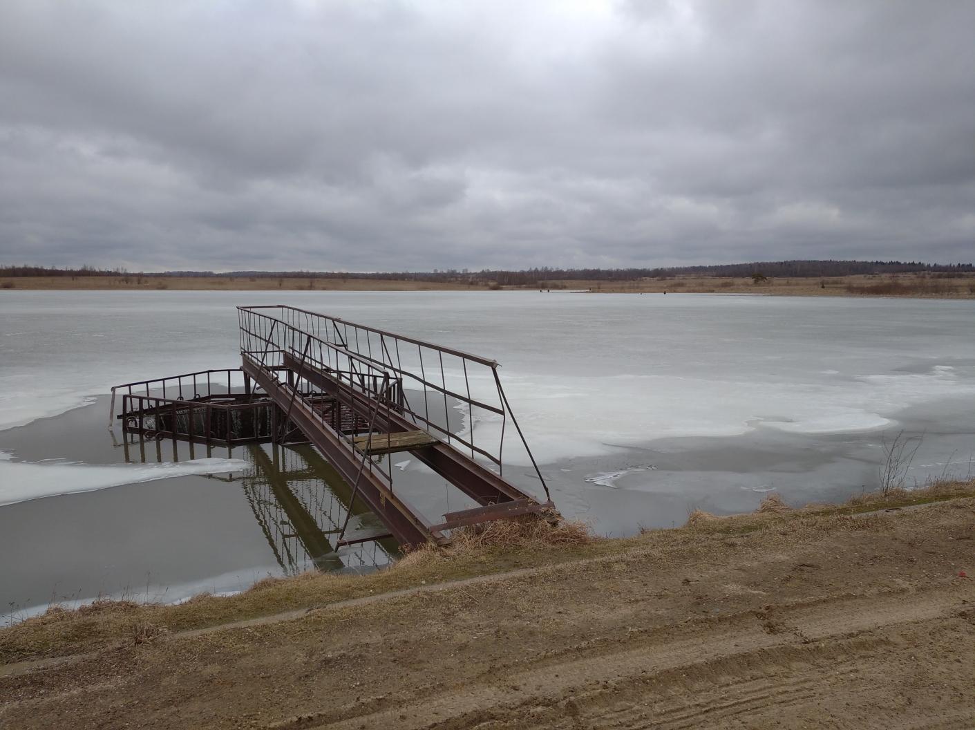 В Ярославской области гидротехнические сооружения проверяют на готовность к половодью
