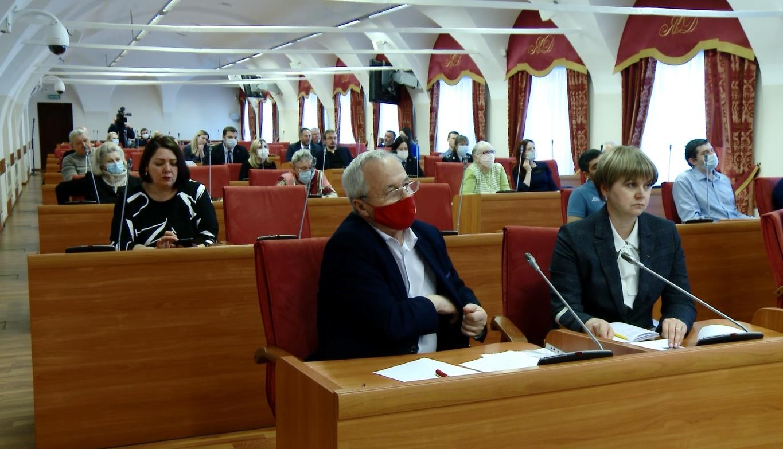 В Ярославской областной Думе подвели итоги работы с обманутыми дольщиками в 2020 году