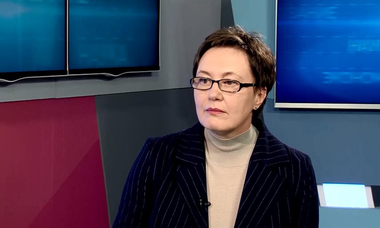 «В тему»: Ирина Лобода – о предстоящей приемной кампании в учебные заведения