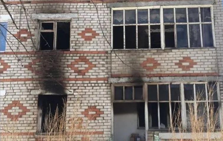В Ярославской области при пожаре погибла пожилая женщина