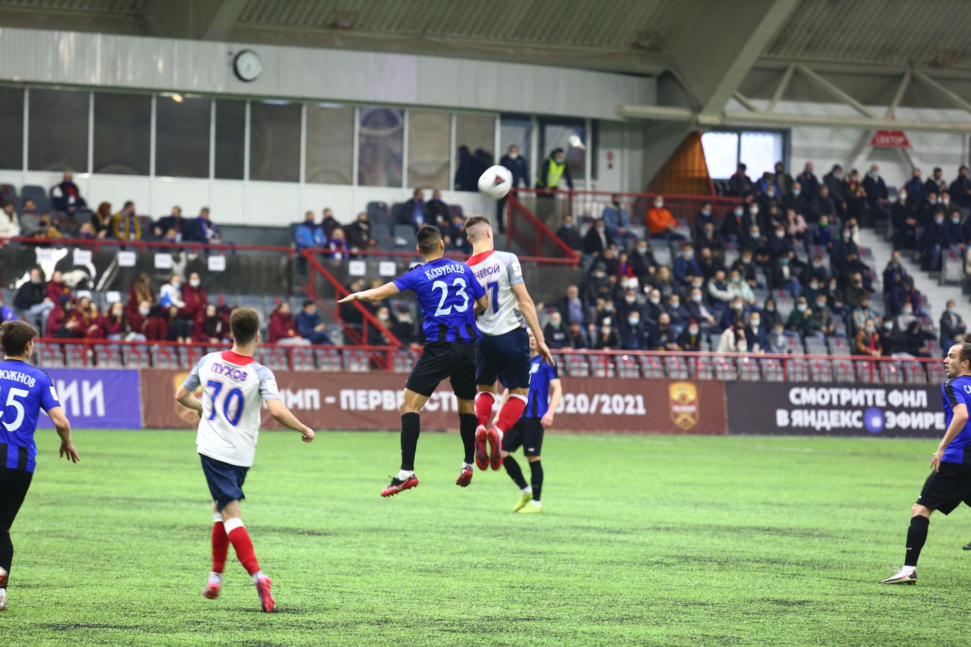 «Шинник» впервые не пропустил ни одного гола за игру с 5 сентября
