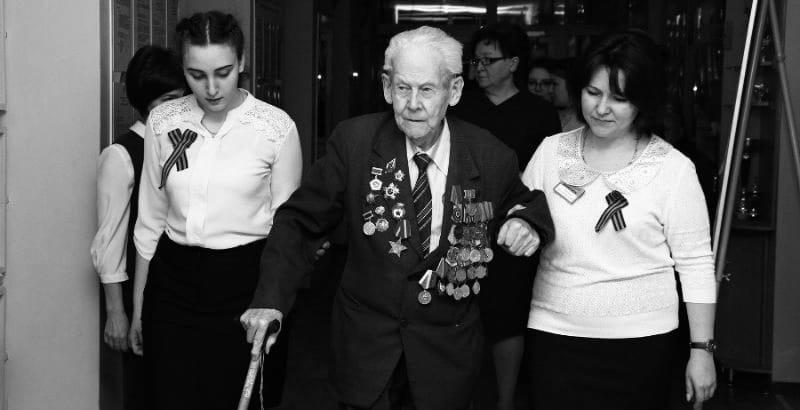 Ушел из жизни почетный гражданин Рыбинска и ветеран Великой Отечественной войны
