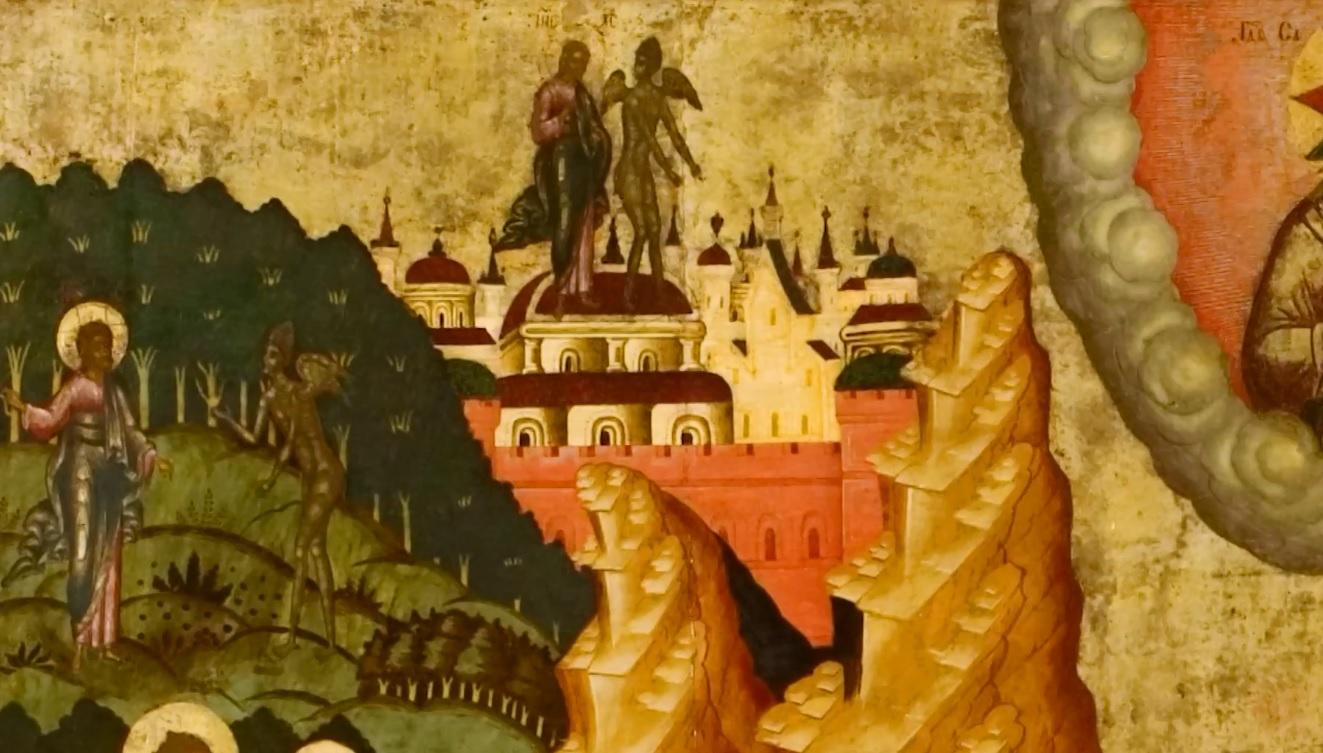 Утреннее шоу «Овсянка» от 29.03.21: делаем зажим для платка и узнаем новое об иконе Богоявления